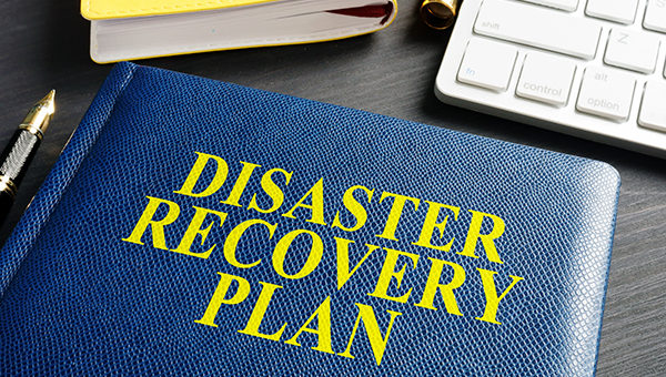 In the Event of a Disaster, Restore from a Server Backup