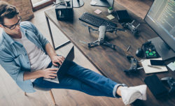 The Two Factor Approach to Security While Working from Home